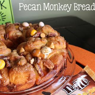 M&M's Boo-tterscotch Pecan Monkey Bread