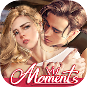 Moments: Choose Your Story icon