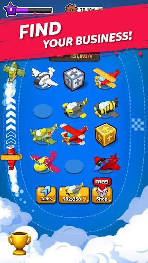 Merge Airplane: Cute Plane Merger 2.0.1 screenshots 7