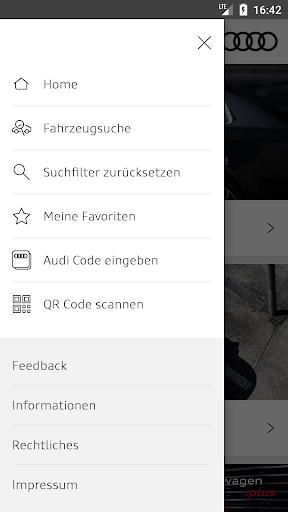 Get your Audi screenshot 2