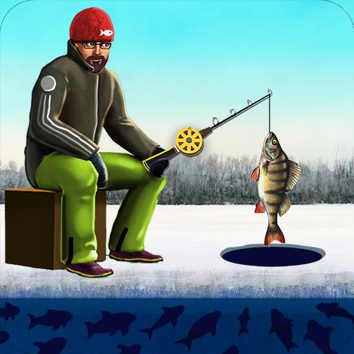 钓鱼冬天真模拟器 模擬 App LOGO-硬是要APP