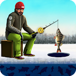 Real Fishing Winter Simulator 1.5 Apk