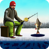 Real Fishing Winter Simulator Android APK Download Free By Smile Apps And Games