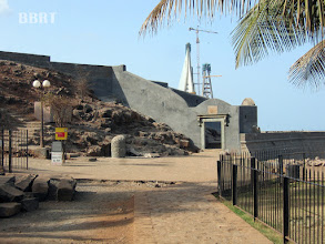 Photo: 2008 fort newly plastered with sealink