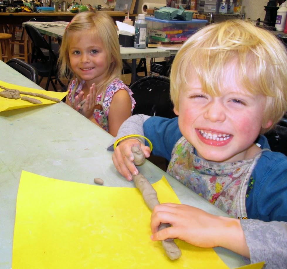 Toddler Art Class