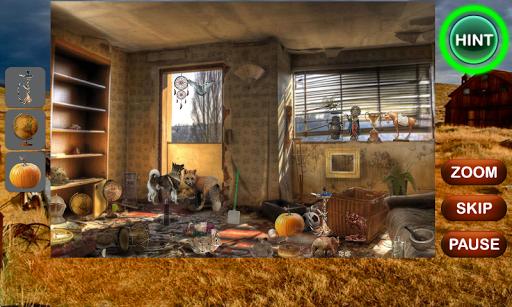 Ghost Town Hidden Objects  captures d'écran 1
