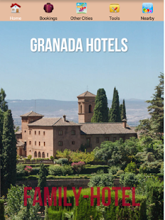 Granada Hotels - náhled