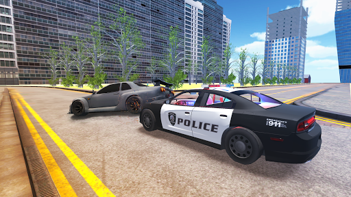 American Police Car Driving 8 screenshots 4