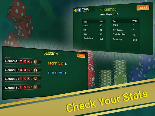 Sic Bo (Tai Xiu) - Multiplayer Casino  screenshots 10