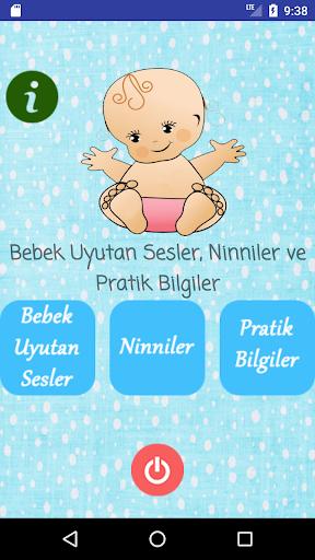 Bebek Uyutma Sesleri Ninnileri 2.5 screenshots 1