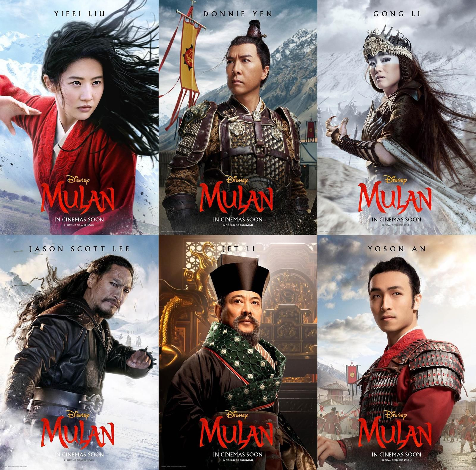 Reflections on Disney's New Mulan: Movie Review - Chinosity