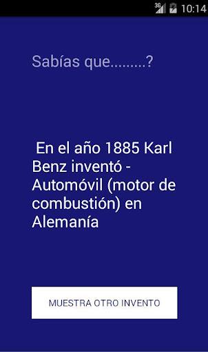 101 Inventos - La Historia  screenshots 1