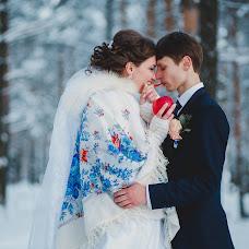 Wedding photographer Darya Gryazeva (snegsnega). Photo of 28.01.2016