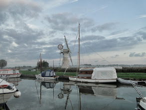 Photo: Morning at Thurne