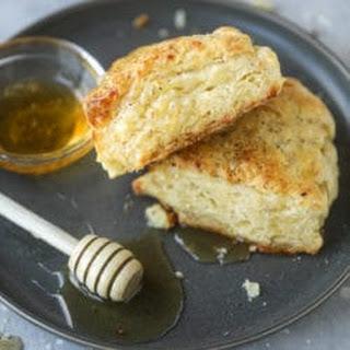 Honey Cheddar Scones Recipe