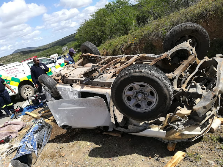 Six people have been killed in road accidents in the Eastern Cape in the last 24 hours.