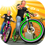 BMX City Bicycle Rider 2017 Icon
