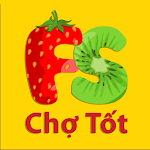 FRUIT SQUARE - Chotot HRM Icon