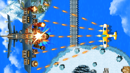 Strike Force- 1945 War screenshot 8