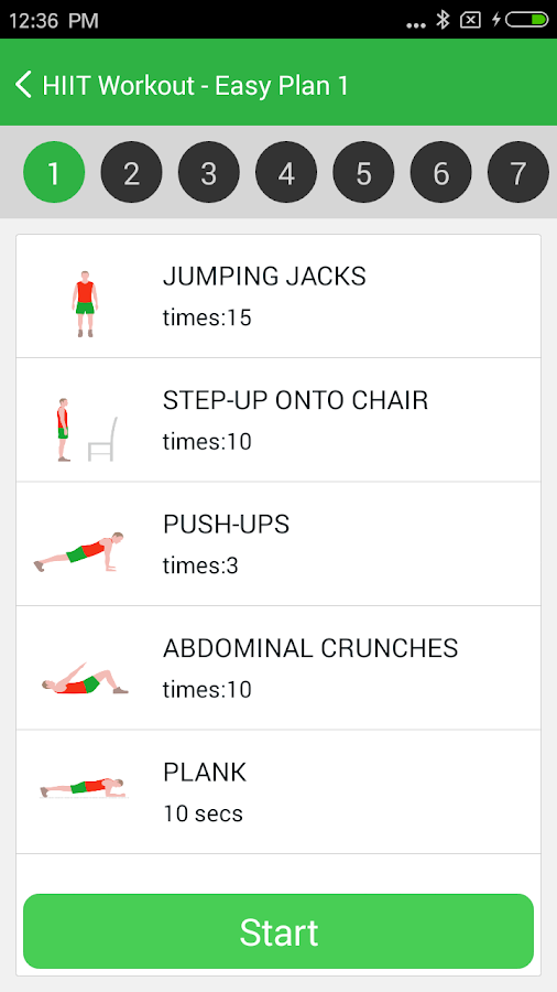 Free Butt Workout - complete butt workouts at home- screenshot