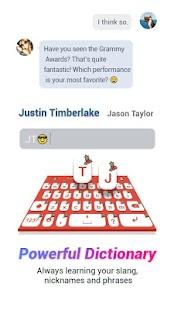 Super Emoji Keyboard - náhled