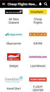Cheap Flights New Zealand 1