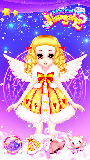 Princess Fashion Makeover: Hair Salon & Dress up 1.8 screenshots 4