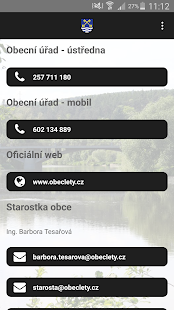 Download Obec Lety For PC Windows and Mac apk screenshot 4