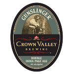 Crown Valley Gunslinger Double IPA
