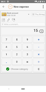 Money Manager – Expense Tracker, Personal Finance Patched APK 3
