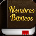 Nombres Biblicos Icon