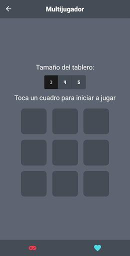 Juego Tic Tac Toe Online-Offline Multiplayer Free screenshots 2