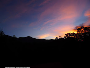 Photo: Putting up a night at Kinabalu National Park on 1 November 2013, 5:45 a.m. to witness a beautiful sunrise