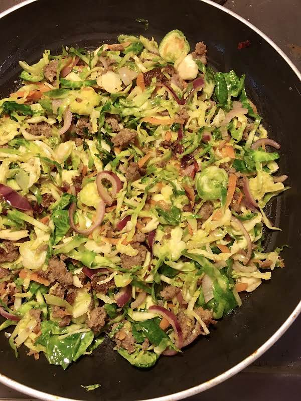 Sautéed Brussels Sprouts