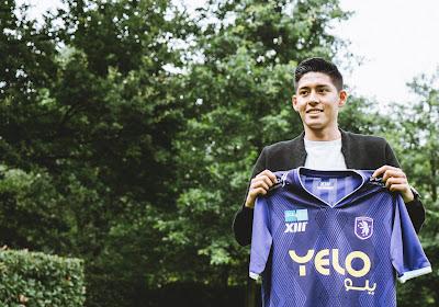 """Ramiro Vaca onder de indruk van nieuwe club: """"Wat een prachtige stad is Antwerpen en alles is hier zo goed georganiseerd"""""""