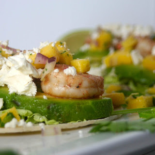 Jamaican Jerk Shrimp Tacos