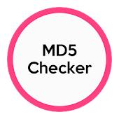 MD5 Checker