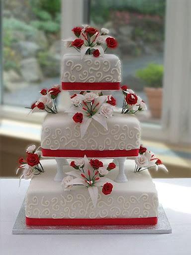 Wedding cake ideas designs
