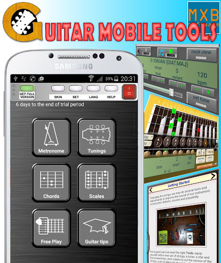 Guitar Mobile Tools Lite