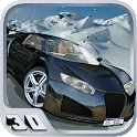 Extreme 3D Car Racer icon