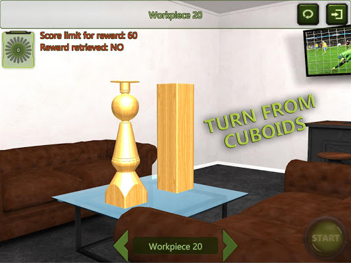 Lathe Machine 3D: Milling & Turning Simulator Game  screenshots 16