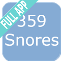 Very easy snore detection -Full   Tell your friend icon
