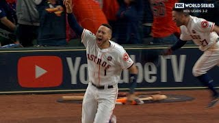 Can't make this up! Astros earn insane G5 win