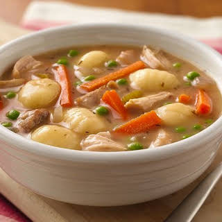 Slow-Cooker Chicken and Gnocchi Soup.