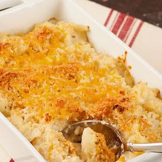 Roasted Cauliflower Gratin.