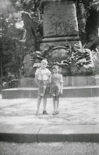 Photo: Franz und Walter am Berg Isel
