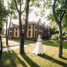 Wedding photographer Kirill Kozhukov (Kozhukov). Photo of 26.08.2016