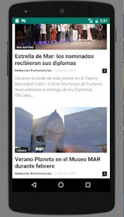 Puntonoticias.com- screenshot thumbnail