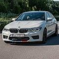 City Racer BMW M5 Parking Area APK