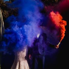 Wedding photographer Dario Sanz padilla (sanzpadilla). Photo of 01.10.2018